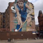 These murals in Partick for @Glasgow2014 are amazing. http://t.co/NKPax8IfKL