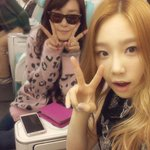 Miss Taengstagram update with Fany???? #ㅌㅍㄴㄴㅇㅈ #happybirthdaytiffany #801FanyDay #TaeNy http://t.co/r3pd5buJrg