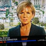 RT @krONik: Good to see #JBish has found the time to get a quick touch up of her Doritos Tangerine spray tan. #AUSpol #Lateline http://t.co/Swly9oEufA