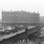 ???? TBT: @VirginTrains check out this great photo of Piccadilly Station in 1913 #throwbackthursday #manchester http://t.co/FvLgRjjyVt