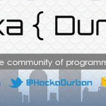 The most aweome developers community in #Durban. Join our first #hackathon #hackadurban http://t.co/XNybj199R5