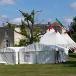 RT @DarrenIsted1: Simply cannot wait for @rotwfestival the venue is looking amazing today #Hitchin http://t.co/6ywJTlyP9g