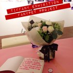 Tiffany visited birthday project by FanyPetProject Union Tiffany Exhibition at And.N Gallery http://t.co/hGV2d45pY2 http://t.co/Lj3JxyLXzu