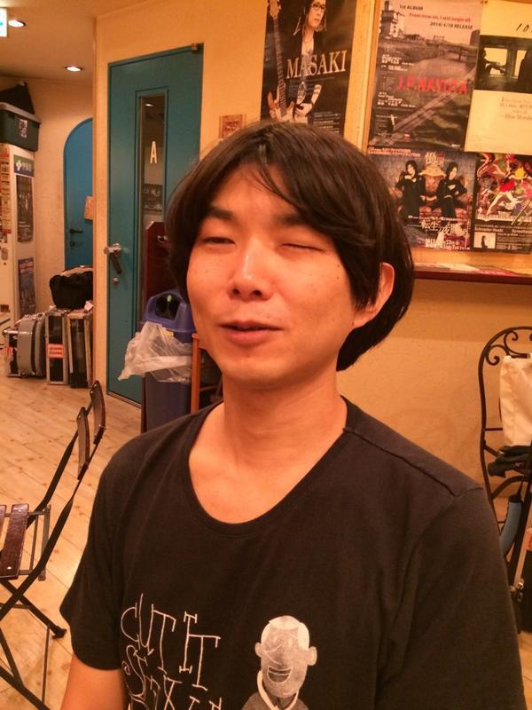センター分けin東京 http://t.co/60YmUaNYuf