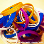 It's #Day8 of @Glasgow2014! RT & follow to win a #Glasgow2014 @Team_Scotland wristband! http://t.co/zSADOezObt http://t.co/bmOZ5KbQDl