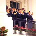 Manchester United at the Whitehouse. #MUFC http://t.co/rHOiMomrEq
