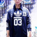 RT @thaluuu: 140731 Minho - New Flagship Store Adidas Originals opened in Seoul http://t.co/ulGw4Vy6Yb