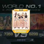 今週の「Mカウントダウン」1位は、Sistar - Touch My Body(7/31) http://t.co/L0BjofAGZg