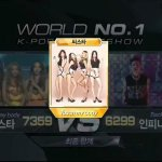 RT @TheKpopers_: SISTAR wins MCountdown with 7,359 ponts against INFINITE with 6,299 http://t.co/LcLOSlMKTv cr:B2STFINITESubs