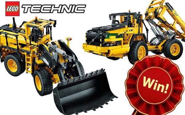 win lego group technic models rt to enter t cs apply. Black Bedroom Furniture Sets. Home Design Ideas