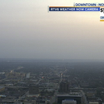 My favorite part of the day...Sunrise. Expect a beautiful day with temps in the low 80s @rtv6 http://t.co/2UpHvCgJfB