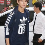 140731 Minho - New Flagship Store Adidas Originals opened in Seoul #12 3P http://t.co/KHw2LU5vIs