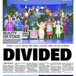 SNEAK PEEK: Tomorrows news today - #Bendigo mayor labels council walk out as childish; students take the stage. http://t.co/MQjrMzpIqp
