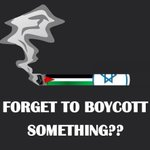 RT @YourOwnThought: Too busy boycotting Mcd you forgot to boycott the most important thing. http://t.co/RRzbJEvuv1