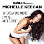 @SeanDougall1 FREE VIP UPGRADE B4 10PM WHEN YOU RT! @michkeegan Meet & Greet This Saturday 02/08/14 at Harlem http://t.co/jPl6uIZXtL