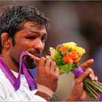 CWG 2014: Yogeshwar Dutt wins fifth wrestling gold for India http://t.co/vIhY6m5vXa http://t.co/fSaApkULgN