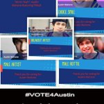 RT @TrevorMichael7: MAHOMIES MAKE SURE YOUR VOTING EVERYDAY FOR @AUSTINMAHONE #TeenChoiceAwards http://t.co/ugaPaQuWUE #MAHOMIESGOHARDEST http://t.co/pPSXAWixJP