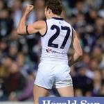 .@LachieNeale27s late goal sealed it for Freo & bumped his #SuperCoach tally to 143 @superfooty @lensman_dan #gofreo http://t.co/yZmBkN3jSN