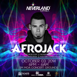 RT @RAVEManila: .@djafrojack at #NeverlandManila2014 on October! http://t.co/PEiTFoV4si