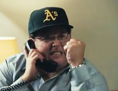 This was the Oakland A's reaction when they found out they acquired Jon Lester and Jonny Gomes. #TradeDeadline http://t.co/LFTWMRnVbr