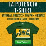 RT @darrenrovell: Whoops: A's giving away Cespedes shirt this weekend http://t.co/y6xN3lSqaE (via @phillkeiper)