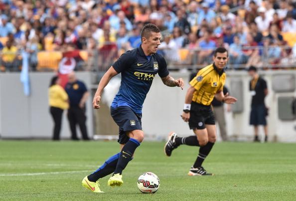 Bt4QpMuIIAA2C39 Olympiakos v Manchester City: Watch a Live Stream of the pre season friendly