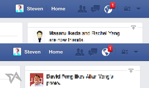 Nice touch – RT @ramotion Facebook has difference notification icons depending on your location http://t.co/k7UvajlqJy