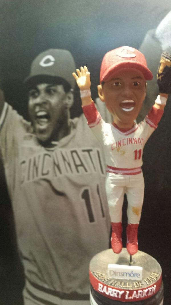 The @BLarkin_ESPN bobblehead makes its debut 8/1 and is free through 8/3 w/full price museum admission. http://t.co/tL662irEyC