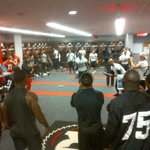 RT @JasonAMT: Pre-practice dance-off??... Ill sit this one out boys!! #CFL #Swagger @CFL @REDBLACKS http://t.co/Iv7OID7Hc3