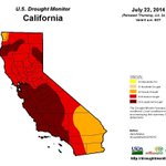 Just when California thought the drought couldnt get worse: It got worse. http://t.co/PXRCp9exoc http://t.co/dKval2tCKL