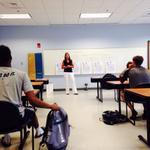 RT @BarefootODU: Enjoyed speaking to the #ODU students in the coaching & principle class! Great energy & leadership from the group! http://t.co/HDcVHipqEk