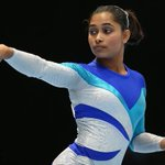 RT @PriscillaTellis: Neat! RT @KiranKS: Dipa Karmakar wins d first female gymnastics medal for India ever,in an international competition! http://t.co/OgkGireugo