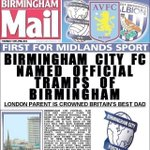 Old news #Avfc #bcfc #tramps #wealwaysknewit by gamboavfc #AVFC http://t.co/5g5E474lwN