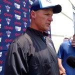 RT @TeresaMWalker: #Titans coach Whisenhunt talks after a closed practice in pads. Titans used some speakers for noise. http://t.co/CSi1QEoEmh