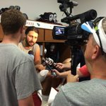 @cwhitey6 holding court after #Titans practice. @wztv_fox17 http://t.co/kLJQ6h6R4n