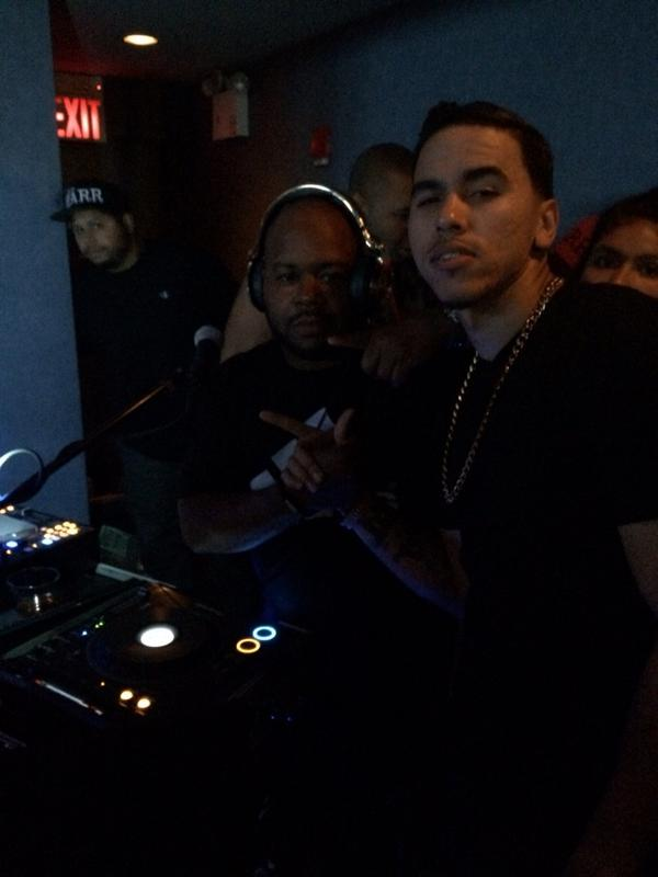 "@AdrianMarcel510 been hottin these ny streets up this week with @DJWILLBX till ""2AM"" erry night. http://t.co/oAOrx5GjzY"