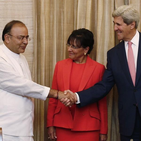 Kerry meeting with Indian representatives to save #WTO deal #India