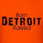 Detroit Born & Raised Basic Tee | #Detroit LOVE Found at http://t.co/P4op53CrHR http://t.co/fkPCIv9YKz