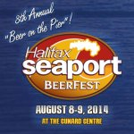 RT @SeaAndBeScene: 8th Annual #HALIFAX @SeaportBeerfest runs August 8-9 Event details & ticket info here... http://t.co/xpHray8NOi http://t.co/Poj74rAPAA