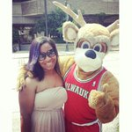 RT @roxiebeane: @LiciaBisha_  and #Bango being adorbs. :D @Bucks #DowntownEmployeeAppreciationWeek #MilwaukeeBucks http://t.co/NX37IlugnY
