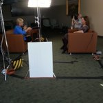 RT @7Cameraguy: @KTVBCarolyn and I just intviewed @GDIGM (Geena Davis)! Catch the intv on @KTVB at 4pm. http://t.co/pJZaM8bTrx
