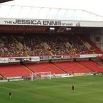 Fenerbahce at Sheffield United tonight http://t.co/W9wW7gTSxv