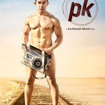 First look of Aamir Khan in Rajkumar Hiranis new movie #PK... http://t.co/y9PvZmCuDv