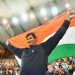 RT @EconomicTimes: #CommonwealthGames 2014: Vikas Gowda wins gold in mens discus throw http://t.co/aF1EF7VEdT http://t.co/x4Ti4qMTUp