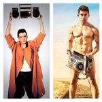 Good thing Aamir Khan isnt using that boombox to imitate John Cusacks pose from Say Anything! http://t.co/sjn4W8tXRr