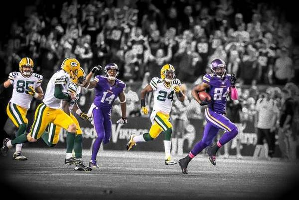 In 2013, @Vikings @ceeflashpee84 became 1st ever w/100-yd return TD, 75-yd TD catch, & 50-yd rush TD in same yr. #tbt http://t.co/2PQS63lS3b