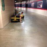 RT @BrianDulik: Asdrubal Cabrera sitting outside #Indians clubhouse after being traded to #Nationals. #MLB http://t.co/SrwFVgpjmL