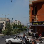 This is what an Israeli airstrike on a building in Gaza looks like http://t.co/iiAdl89E1x http://t.co/s1HJRD969Z
