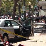 RT @kron4news: JUST IN: Palo Alto Police say 6 Injured as car slams into University Cafe: http://t.co/bEMwoaP8eh http://t.co/3iQFG23aQ4