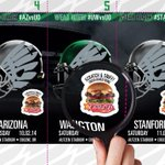 RT @OregonDuckTix For those of you asking, the scratch-and-sniff tks will smell like Fresh Baked @CarlsJr Buns. http://t.co/U9hQPHYYVx